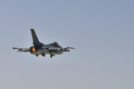 Adversary used Turkey's F-16 multifunctional fighters in south-eastern and later in southern directions: MOD spokesperson