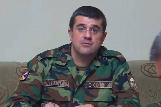 Необходимо быть готовыми к долгосрочной войне – президент Карабаха