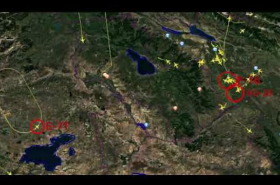 Турция руководит воздушной атакой Азербайджана на Республику Арцах. Доказательства (Видео)