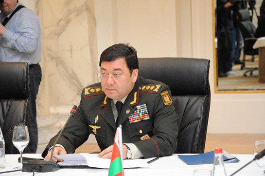 WarGonzo: Turkish generals remove Azerbaijani top military official from service