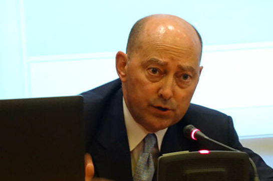 James Stavridis: Our intelligence assessments found that the Armenians were almost certain to win if things came seriously to blows