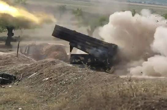 Azerbaijan again targets civilians, attacks Hadrut with artillery: MOD representative