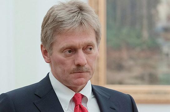 Kremlin deeply concerned with information about mercenaries in Karabakh - spokesperson