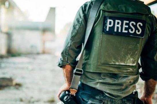 Состояние раненого в Карабахе корреспондента Le Monde тяжелое, его оперируют в медцентре Степанакерта (Видео)