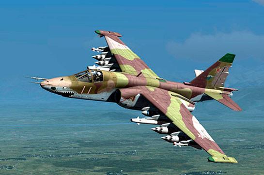 Силы ПВО Карабаха 1 октября сбили три самолета Су-25 и два вертолета Ми-24 ВС Азербайджана