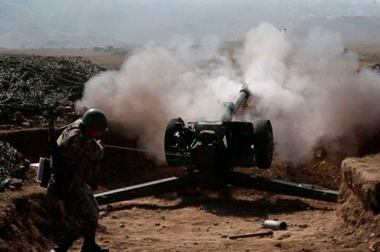 Ընթանում են հրետանային մարտեր. ռազմաճակատում նախաձեռնությունը հայկական զինված ուժերի ձեռքում է. Շուշան Ստեփանյան