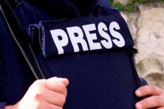 Արցախում բժիշկներին հաջողվել է փրկել ֆրանսիացի լրագրողի կյանքը