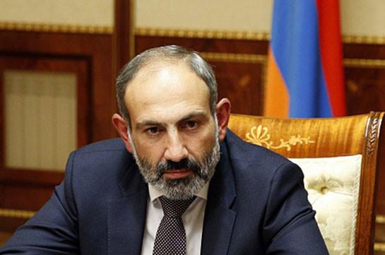 В воздушном пространстве Армении уничтожены три из четырех беспилотников противника - премьер