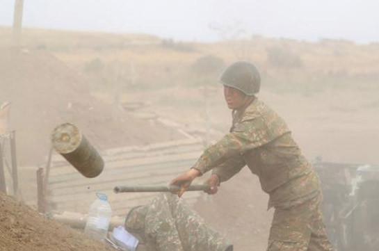 Armenian air defense destroys Azerbaijan's jet, 2 UAVs and tanks: MOD spokesperson