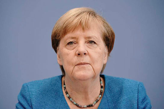 Eu Calls For Establishment Of Ceasefire In Nagorno Karabakh Merkel Aysor Am Hot News From Armenia