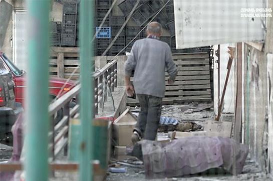 Stepanakert under fire again: Karabakh's MFA
