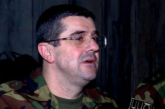 Остановитесь, пока не поздно. Президент Карабаха обратился к военно-политическому руководству Азербайджана