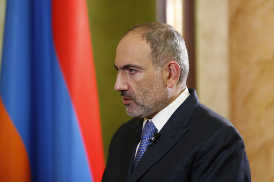 The Usa Needs To Explain Whether It Gave Those F 16s To Bomb Peaceful Populations Pm Nikol Pashinyan S Interview To The New York Times Aysor Am Hot News From Armenia