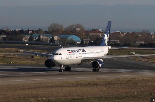 Иран прекратил авиасообщение с Турцией