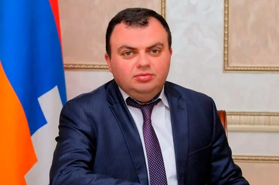 We made decision, we won't stop: Vahram Poghosyan