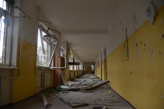 Amnesty International подтверждает: Азербайджан обстреливал Степанакерт запрещенными международным правом кассетными бомбами