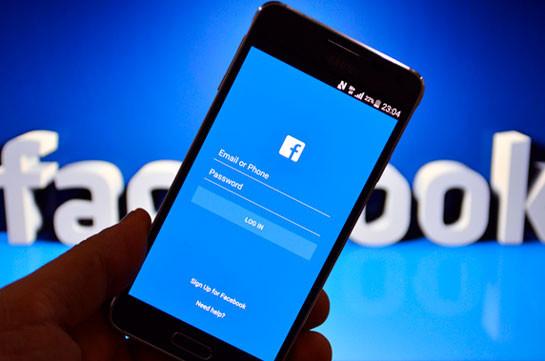СНБ Армении предупреждает о взломе страниц армянских пользователей в Facebook