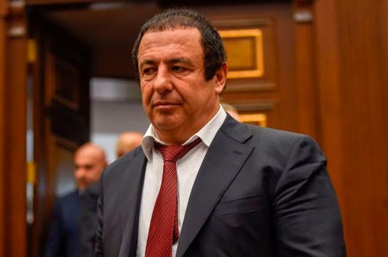 PAP leader Gagik Tsarukyan to stay in custody