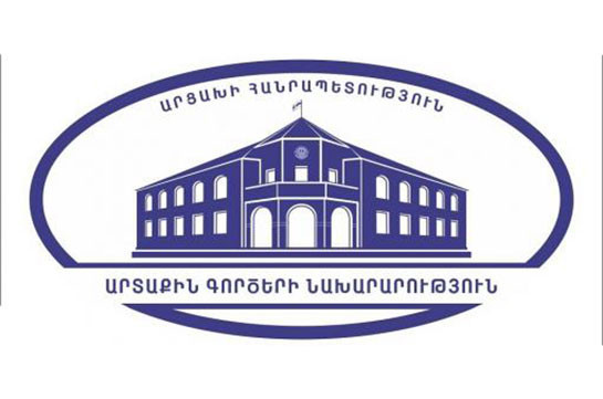 Artsakh MFA: Artsakh Republic confirms readiness to observe humanitarian truce on a reciprocal basis