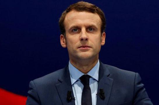 France's Macron says Armenia-Azerbaijan truce must be respected