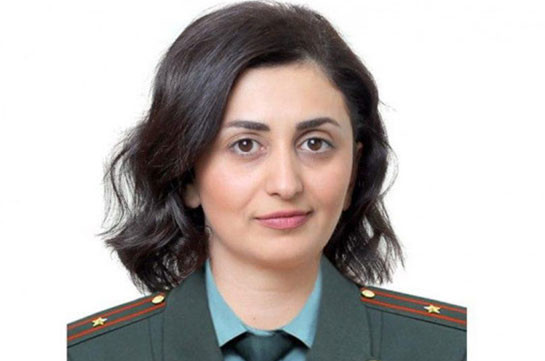 This is what we wanted to hear: Shushan Stepanyan on Azerbaijan's MFA spokesperson's bellicose rhetoric