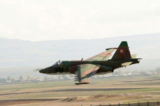 Information about shooting down Armenian Su-25 in Jabrail direction false: MOD