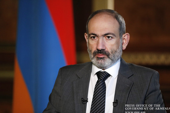 Armenia's PM: Shelling of civilian settlements part of Azerbaijan's genocidal policy