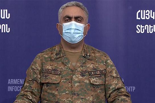 Azerbaijan promised truce but did not keep it: MOD representative