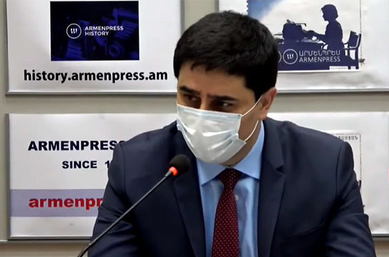 """Armenia's PM's thesis – """"secession for salvation"""" the same as the right to self-determination: Armenia's representative to ECHR"""