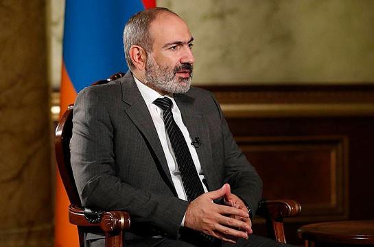 Pashinyan: Russia has grounds for anti-terrorist operation in Nagorno-Karabakh