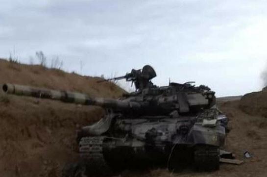 Герои наших дней – Армия обороны представила к наградам группу артиллеристов