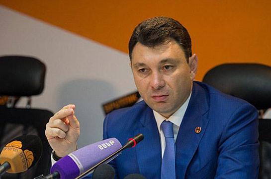 Позиция РПА не изменилась: Арцах никогда не будет в составе Азербайджана – Эдуард Шармазанов