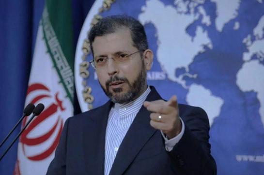 Хатибзаде: Иран не приемлет творимые в Карабахе злодеяния