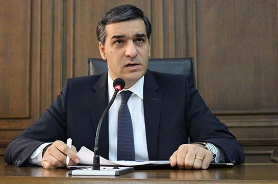 Несмотря на все наши призывы и приглашения, международные структуры постоянно отказывались от визитов в Арцах – омбудсмен Армении
