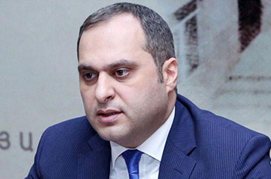 Я против любой сделки по сдаче территорий в обмен на перемирие – Ара Зограбян