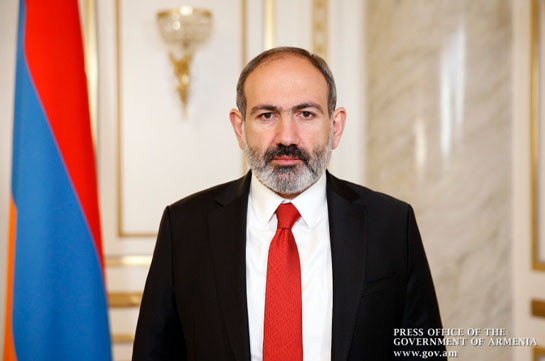 Armenia's PM calls to countries supplying Turkey with Bayraktar's components suspend the supplies