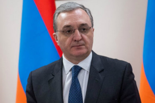 Armenia's FM is in Moscow on a short-term working visit