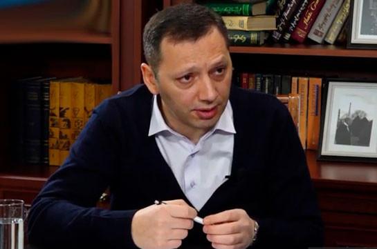 Նույնիսկ մոլի հակառուսական տրամադրություն ունեցողները հասկանում են, որ բանալին Մոսկվայում է. Արմեն Մինասյան
