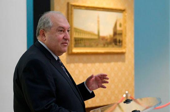 Եվրոպական խորհրդի ղեկավարն Արմեն Սարգսյանի հետ քննարկել է Լեռնային Ղարաբաղի հարցը