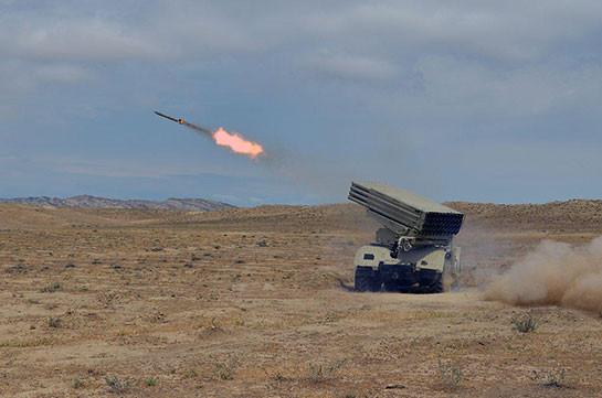 Азербайджан применил авиацию при обстреле города Мартакерт в Карабахе