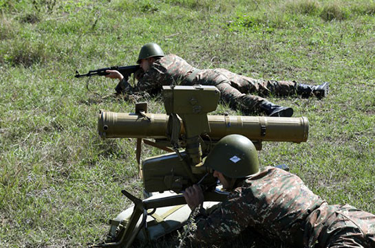 Local fights ongoing in all directions of the frontline: Karabakh Defense Army