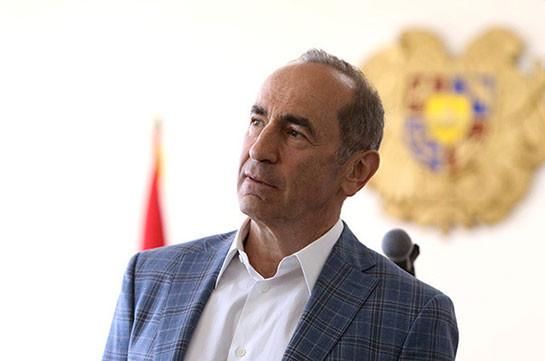 Ռոբերտ Քոչարյանը չի մեկնում Մոսկվա. նա Երևանում է