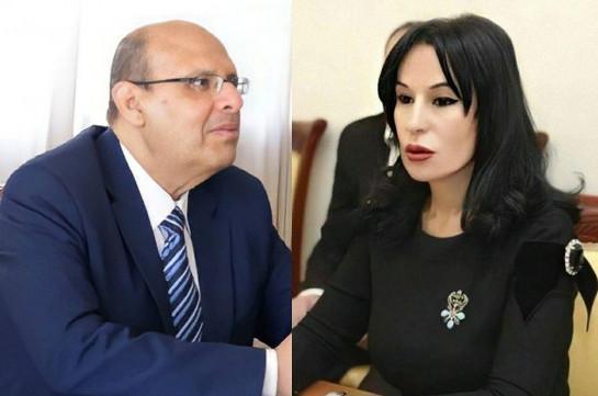 Из-за неопределенной позиции международного сообщества война в Карабахе может перерасти в катастрофический региональный конфликт – Наира Зограбян