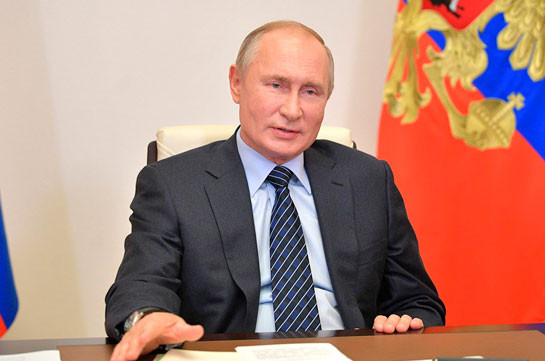 Putin: Number of casualties in Karabakh war approaches to 5,000 from both sides