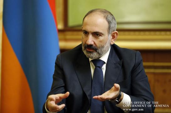 Пока позиция Азербайджана не изменится, нереально говорить о дипломатическом решении – Пашинян