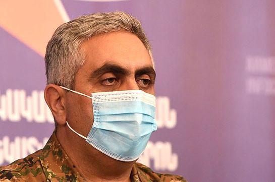 Азербайджанская сторона имеет в несколько раз больше жертв – Арцрун Ованнисян