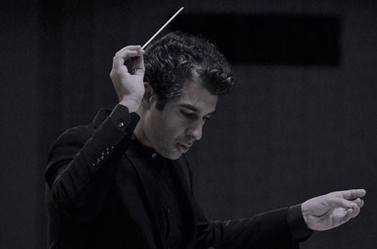 Сергей Смбатян предоставил всю выручку от концерта в помощь детям Арцаха