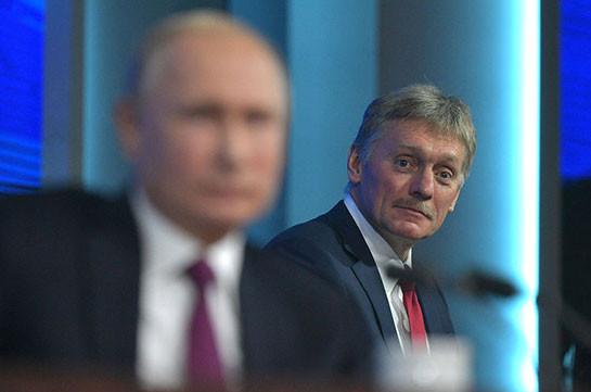 Песков рассказал о роли Путина в урегулировании ситуации в Карабахе