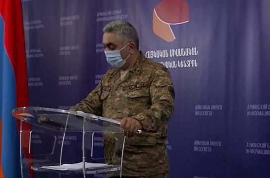 Azerbaijan's subversive groups penetrated into settlements in south, neutralized: MOD representative