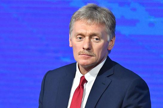 Песков: В Кремле пока не знают, что имел в виду Трамп, говоря о прогрессе по Карабаху